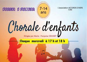 chorale enfants - Chambery