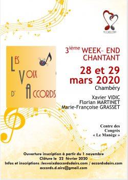 Week-end chantant