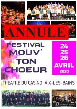 Festival Mouv'ton Choeur